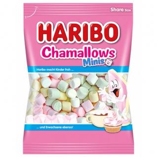Haribo Chamallows Minis mit Vanille Geschmack 200g 12er Pack