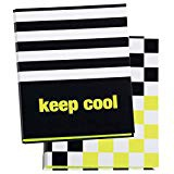 Pagna Ringbuch Karton Hefter Keep Cool DIN A4 2 Ring Mechanik