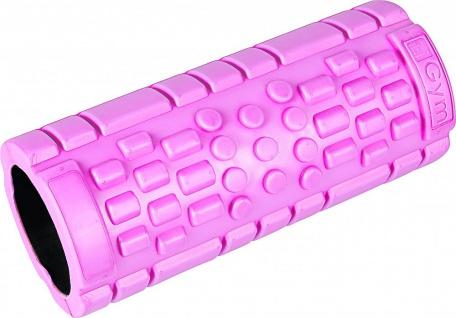 V3Tec Faszienrolle NOS Foam Roller für Massagezwecke und Übungen pink