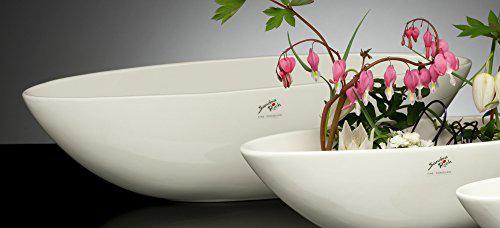 Schale Porzellan Konfektschale Porzellanschale OVAL, 44 cm