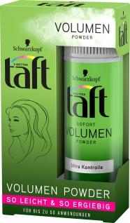 DREI WETTER TAFT Sofort Volumen Powder, ultra Kontrolle, 10g
