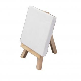 Staffelei Holz 10 cm