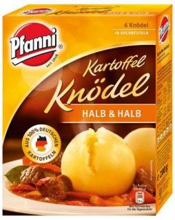 Pfanni Bratkartoffeln Die Herzhaften 2 Portionen 5er Pack 5 x 400 g