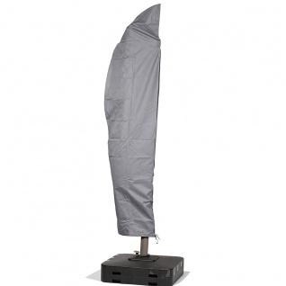 Mehr Garten Premium Schutzhülle für Ampelschirm Gestell 300 bis 400cm