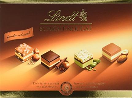 Lindt & Sprüngli Schicht Nougat Pralines, 1er Pack (1 x 125 g)