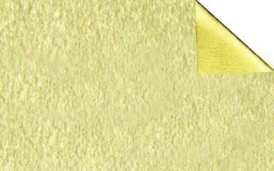 Alufolie gold/gold matt