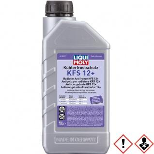 Liqui Moly Kühlerfrostschutz KFS Plus ganzjähriger Frostschutz 1L