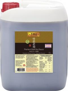 Sojasauce dunkel Premium Produkt von Lee Kum Kee Inhalt 8000ml