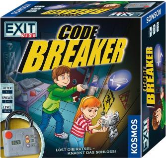 Spiel EXIT Kids Code Breaker