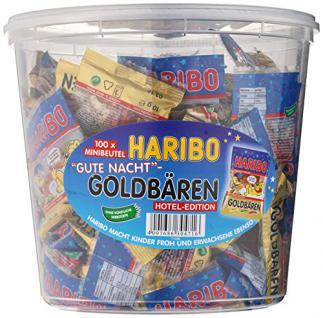 Haribo Goldbären Minis Gute Nacht