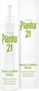 Plantur 21 Nutri-Coffein-Elixir, 200 ml, Intensiver Schutz vor vorzeitigem Haarausfall