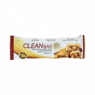 All Stars Pro Clean Bar Cookie Dough zuckerarmer Proteinriegel 60g