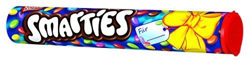 Nestlé Smarties Schokoladenlinsen mit buntem Zuckerüberzug 130g
