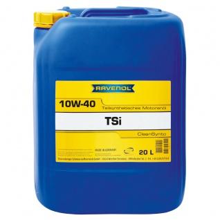 Ravenol Leichtlauföl TSi 10W 40 Teilsynthetisches Motorenöl 20L