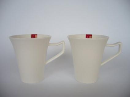 """Kaffeebecher 0, 3ltr. """" Harmony"""" 2er Set - Vorschau"""
