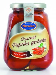 Paulsen Nowka Gourmet Paprika geröstet mild fruchtig servierfertig 530g