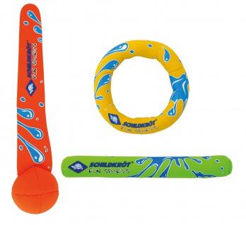 Schildkröt Neopren Diving 3 teiliges Tauchset je 1 Ring Stab und Ball