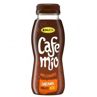 Rauch Cafe Mio Macchiato cremiges Milchmischgetränk mit Kaffee 250ml
