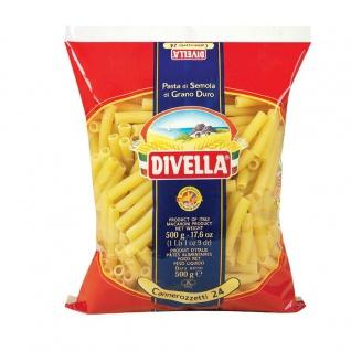 Divella Pasta Cannerozzetti Nr 24 Original Italienische Nudeln 500g