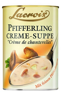 Lacroix - Pfifferling Creme-Suppe - 400ml