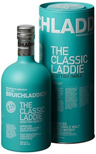 Bruichladdich The Classic Laddie Scottish Barley Whisky 0, 7l
