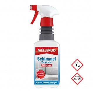 Mellerud Schimmel Vernichter chlorhaltig Spezial Reiniger 500ml