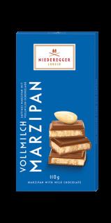 Niederegger Marzipan Tafel Classic Vollmilch Schokolade 110g