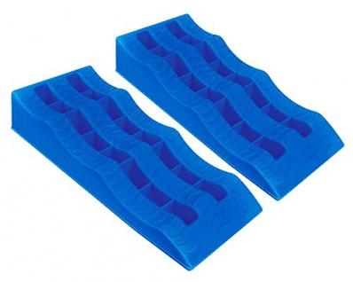 Ausgleichskeil-Set 2-teilig blau