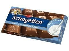 Schogetten Vollmilch-Schokolade 100g