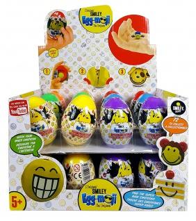 Amigo The Original Egg Moji Figuren zum Sammeln und Tauschen