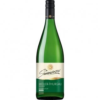 Baden Kaiserstühler Müller Thurgau Qualitätswein Weißwein 1000ml