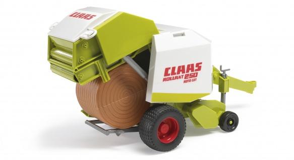 Bruder Claas Rollant 250 Rundballenp.