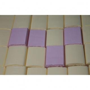 Schaumzucker Blöcke rosa gelb zuckersüsss harte Konsistens 125g