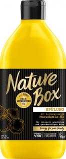 NATURE BOX Spülung Macadamia 385 ml