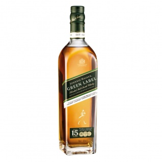 Johnnie Walker Green Label 15 Jahre Scotch Whisky 700ml