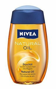 Nivea Dusche Natural Oil 200ml