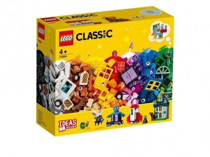 Lego Classic 11004 LEGO Bausteine kreativ mit Fenstern für Kinder