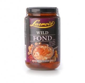 Lacroix Wild Fond für Wildgerichte wie Hirsch Fasan und Rehrücken 400ml