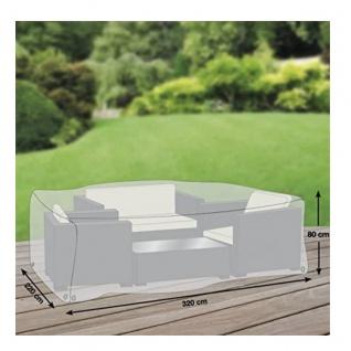 Mehr Garten Kölle Premium Schutzhülle für Loungegruppen XL 320x220 cm