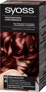 Syoss Color 4-2 Mahagoni