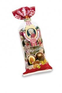 Mozart Kugeln mit allerfeinster Alpenmilch Schokolade 160g