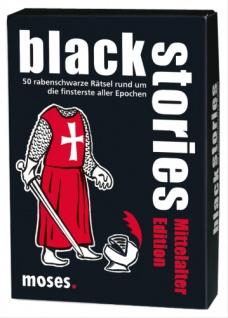 Black Stories Mittelalter Edition