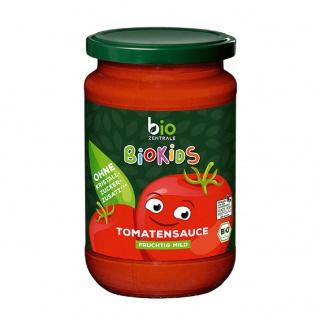 Biozentrale - BioKids Bio - Tomatensauce aus sonnengereiften Tomaten, 350 g