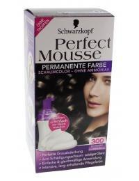 PERFECT MoussePermanent schwarzbraun 93 ml