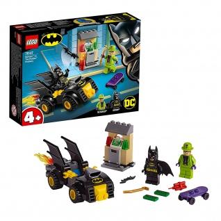 LEGO DC 76137 Batman vs der Raub des Riddler Bauset für Kinder
