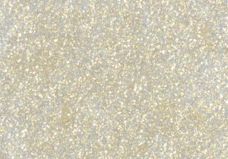 Glitter Glue weiss 50ml
