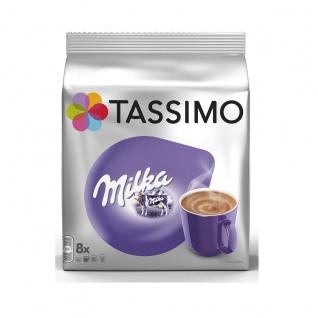 Tassimo Milka Köstliches Genusserlebnis für die ganze Familie 240g