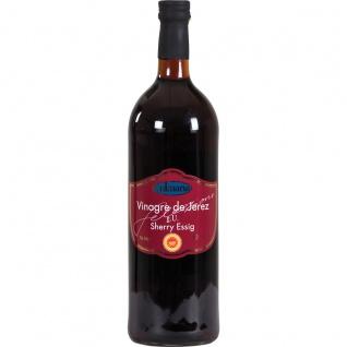 Culinaria Delikatesse Sherry Essig Vinagre de Jerez Premium 1000g