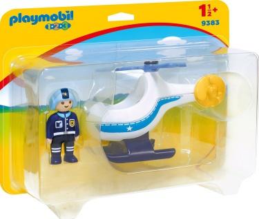 Playmobil Polizeihubschrauber