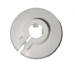 Kunststoff Klemmrosetten 18mm 4